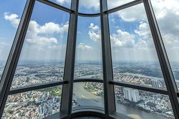 5 cái nhất ở Đài quan sát trên mây Landmark 81 SkyView