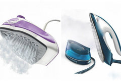 Dùng bàn ủi hơi nước tránh mắc sai lầm này vì dễ chập cháy và tốn điện