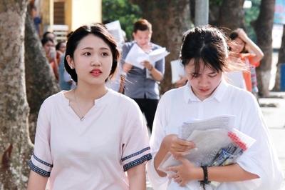 63 cụm thi THPT quốc gia 2019 và các trường đại học chấm trắc nghiệm