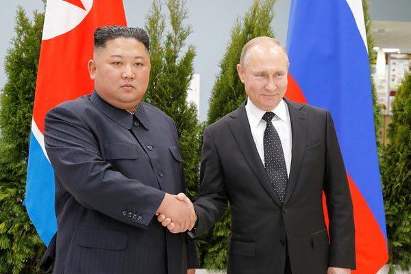 Kim Jong Un,Putin,Kim Jong Un thăm Nga,thượng đỉnh Nga Triều
