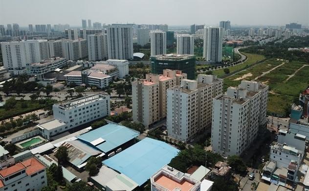 Siết chặt việc cưỡng chế bàn giao phí bảo trì chung cư