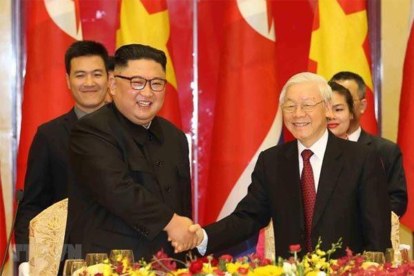 Những nguyên thủ thế giới từng hội đàm với Kim Jong Un