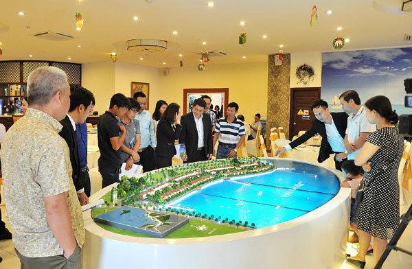 Lên thành phố, BĐS Hà Tiên tăng tốc mạnh