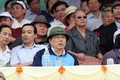 Lập mưu hạ HAGL, Thanh Hoá vời lại bầu Đệ
