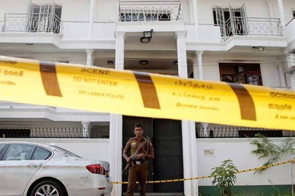 Sri Lanka,đánh bom,khủng bố,chủ mưu,tự sát