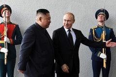 Cuộc gặp Putin - Kim kéo dài bất thường