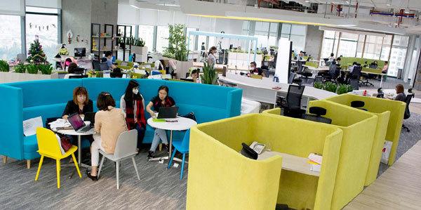 văn hóa doanh nghiệp,nơi làm việc tốt nhất