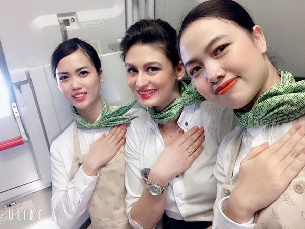 'Phi đoàn hạnh phúc' Bamboo Airways, những hình ảnh tuyệt đẹp