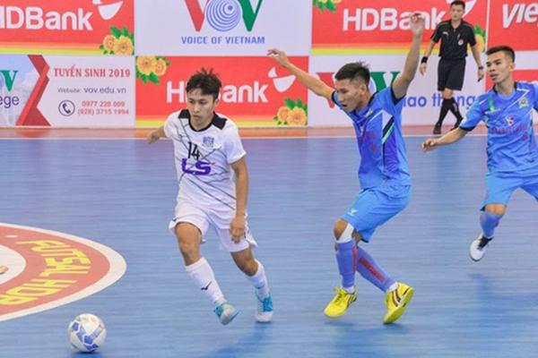 Giải VĐQG Futsal 2019: Nhiều cú sốc!