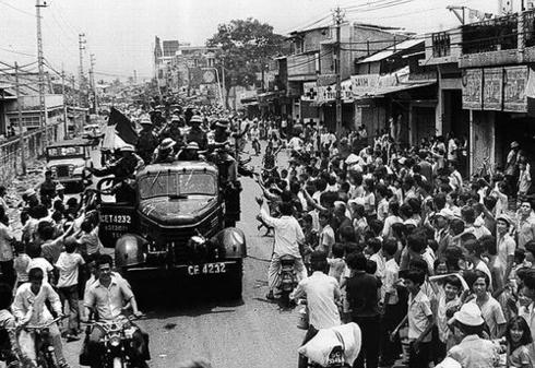 Sài Gòn ngày 30/4/1975 qua ký ức của ông Phạm Quang Nghị
