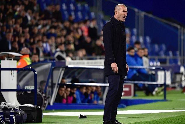 Bale mờ nhạt, Real bị Getafe cưa điểm thất vọng