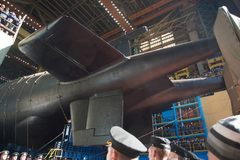 Putin tiết lộ tàu ngầm siêu dài, 'tối đa hóa vị thế của Nga'