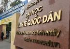 Trường ĐH Kinh tế Quốc dân công bố điểm sàn xét tuyển