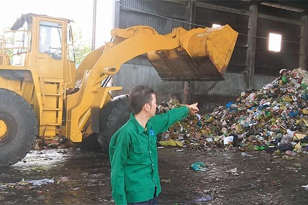 Nhà máy rác của 'thiếu gia' Tô Công Lý từng được hỗ trợ tiền tỷ