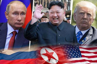 Cuộc gặp Putin-Kim: Ông Trump bị gạt ra rìa?