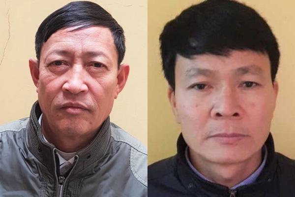 Hải Phòng bắt 2 cựu chủ tịch xã liên quan đến sai phạm đất đai