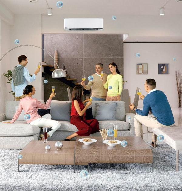 5 'thủ phạm' gây ô nhiễm không khí trong nhà