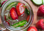 7 công thức nước detox giải nhiệt ngày nóng dễ làm cho chị em công sở