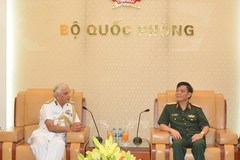 Vietnamese, Indian coast guards step up cooperation