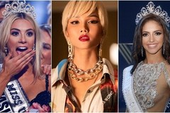 Khoe diện mạo mới với tóc bạch kim, H'Hen Niê khiến một dàn hoa hậu trên thế giới phải trầm trồ khen ngợi