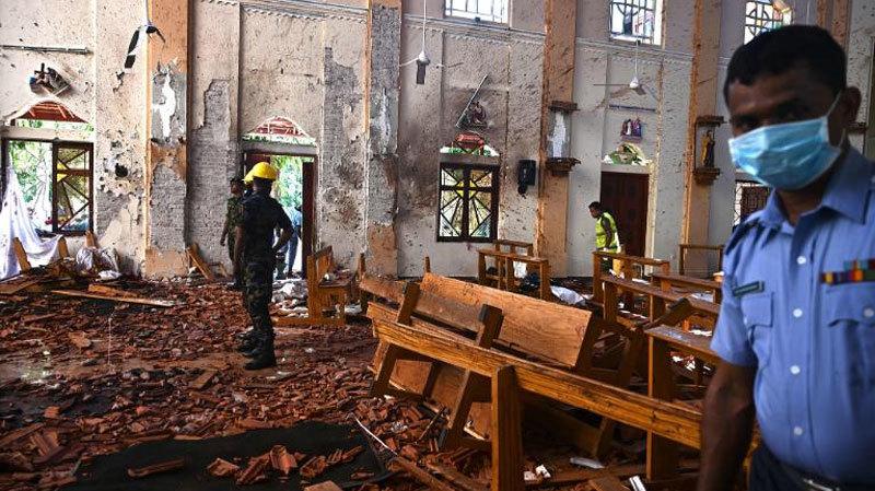 Sri Lanka,đánh bom,khủng bố