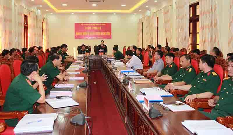 Bộ Quốc phòng bổ nhiệm Phó Tham mưu trưởng Quân khu 2