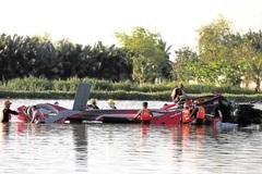 Rơi trực thăng, tỷ phú Philippines thiệt mạng