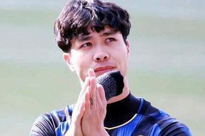 Công Phượng làm dự bị... hạng sang ở vòng 9 K-League