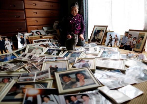 Bà lão 78 tuổi phát cuồng vì Hoàng gia Nhật