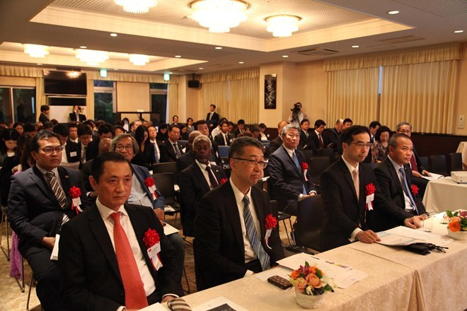 Vietnamese embassy hosts Asia-Africa 20 conference in Tokyo