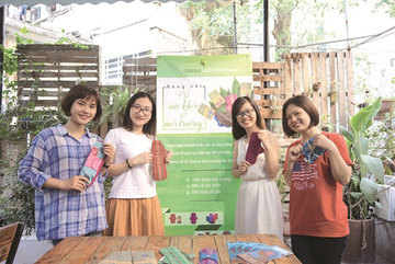 Young women thrive in start-up field