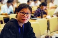 Nhà báo Thu Hằng, Phóng viên Ban Thời sự, báo VietNamNet: Hãy đi rồi sẽ tới