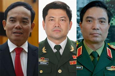 3 đại biểu QH được chuyển sinh hoạt tới đoàn ĐBQH mới