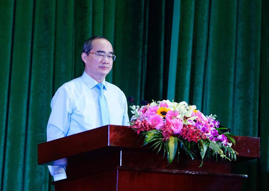 Phó giám đốc Công an TP.HCM được giới thiệu làm Phó chủ tịch TP