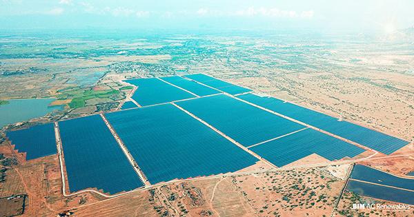 BIM Group khánh thành cụm 3 nhà máy điện mặt trời 330 MWP