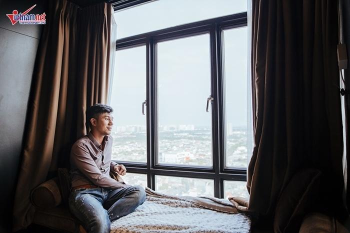 Căn hộ 'sexy khiến cô nào vào cũng đẹp' của Lương Bằng Quang