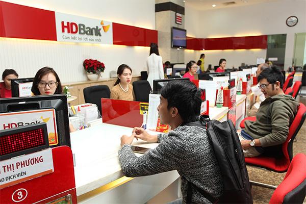 Quý I/2019, lợi nhuận HDBank vượt 1.100 tỷ đồng