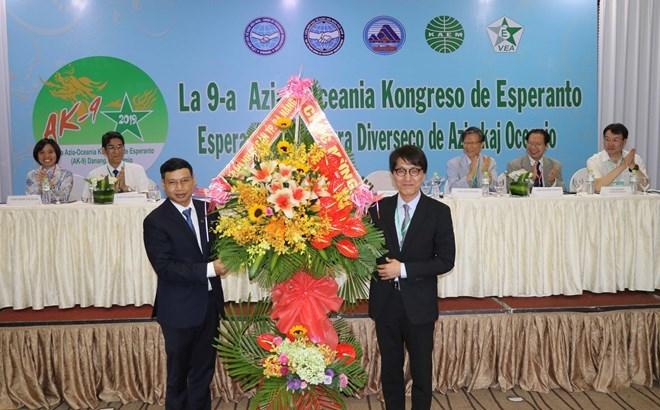 Da Nang hosts ninth Asia-Oceania Esperanto Congress