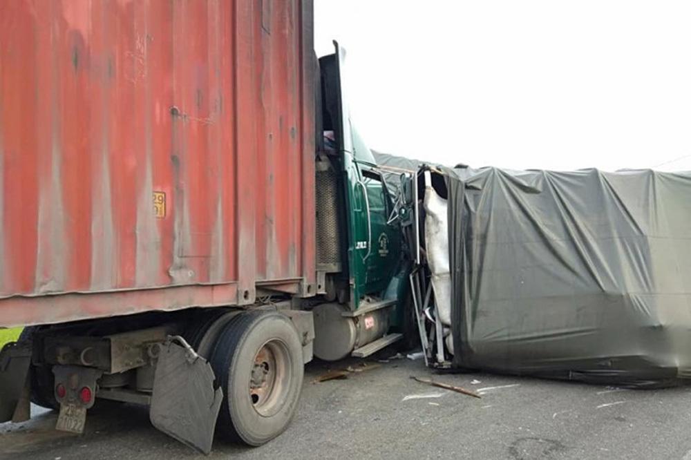 tai nạn,xe tải gây tai nạn,Nghệ An