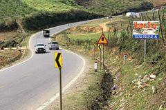 Đừng sợ lái xe đường đèo!