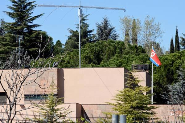 Mỹ truy nã 'chủ mưu' vụ đột nhập Đại sứ quán Triều Tiên