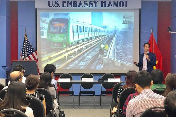 Making public transportation affordable and easy to improve air quality