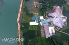 Hà Giang: Cơ ngơi chục tỷ hoang tàn vì thủy điện dâng nước