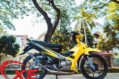 Dân chơi Đồng Nai độ Yamaha Z125 đồ hiệu hơn 300 triệu