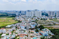 Bất động sản Nam TP.HCM 'bùng nổ' nhờ hạ tầng