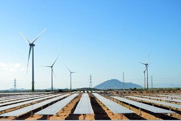 Tổ hợp năng lượng tái tạo lớn nhất Việt Nam vận hành giai đọan 1