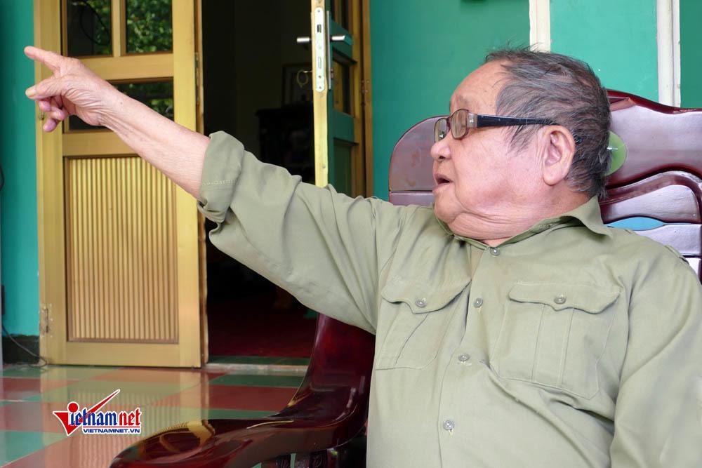Kỷ niệm lần Đại tướng Võ Nguyên Giáp xin thuốc lào ở đồi D1