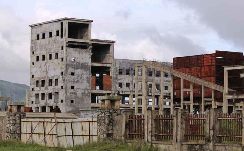 dự án tiền tỷ,dự án bỏ hoang,lãng phí,tham nhũng,Hà Tĩnh