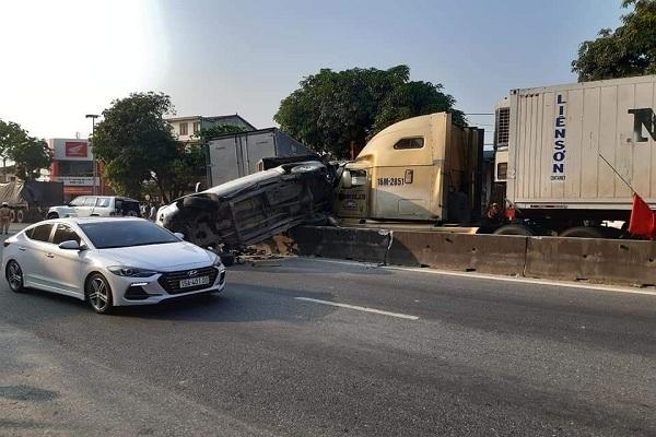tai nạn,tai nạn giao thông,tai nạn nghiêm trọng,Hà Tĩnh