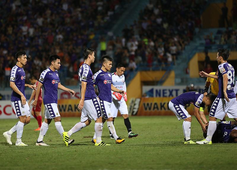 Hà Nội FC,TPHCM,V-League